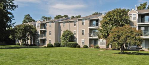 Apartments Exterior